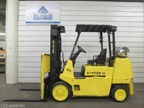Hyster S80XL for sale for $8,950 - BT-Forklifts net